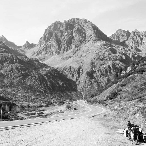 Die Silvretta- Hochalpenstraße... Das Fernweh lebt bekanntlich davon, immer neue Wege zu gehen ...