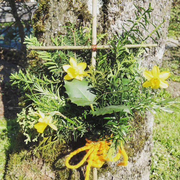 Die Karwoche und Ostern 2020 finden statt - anders. Die Passion Christi und ...