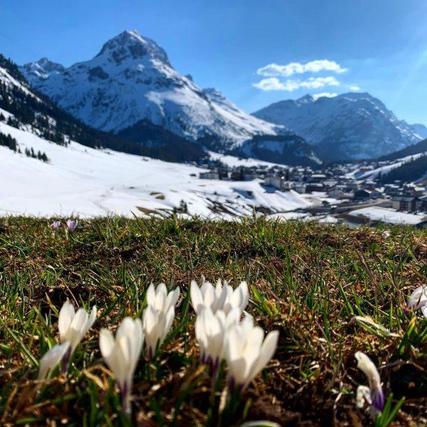 #spring ❤️ Lech, Vorarlberg, Austria