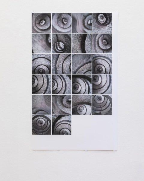 22 Fotos, 22 Perspektiven, 1 Kunstwerk! ⠀⠀⠀⠀⠀⠀⠀⠀⠀⠀⠀⠀⠀⠀⠀⠀⠀⠀⠀⠀⠀⠀⠀ ⠀⠀⠀⠀⠀⠀⠀⠀⠀⠀⠀ Die Arbeit von Silke Maier-Gamauf / Romana Hagyo zeigt...