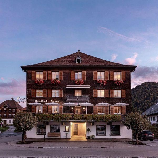 Die Zukunft des Reisens - Hoteliersfamilien im Corona-Interview: Bregenzerwald in Vorarlberg. Dietmar Nussbaumer, Chef des Hotel Gasthof...