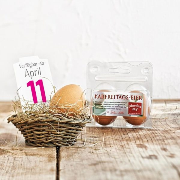 Hol dir dein Karfreitag-Glücksbringer-Ei ab morgen Samstag im Ländlemarkt! 🍀⠀ ⠀ Am Gründonnerstag werden beim Martinshof spät...