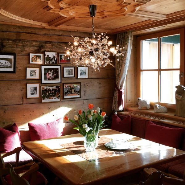 This cosy place is not a home office but became a kind of ...