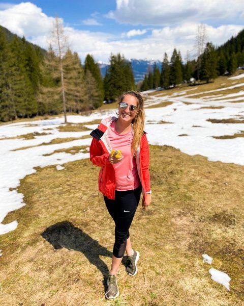 💐 #dahem #gauertal #lindauerhütte #alpen #spazieren #laufa #blüamli #schnee #bergliebe #naturpur #berge #vorarlberg ...