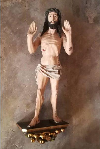 Christus mit den Wundmalen als Auferstandener, um 1510 #ostern #easter #ostern2020 #katholisch #kathkirchevorarlberg #schattenburgmuseum #schattenburgfeldkirch #schauaufdichschauaufmich #closedbutactive...
