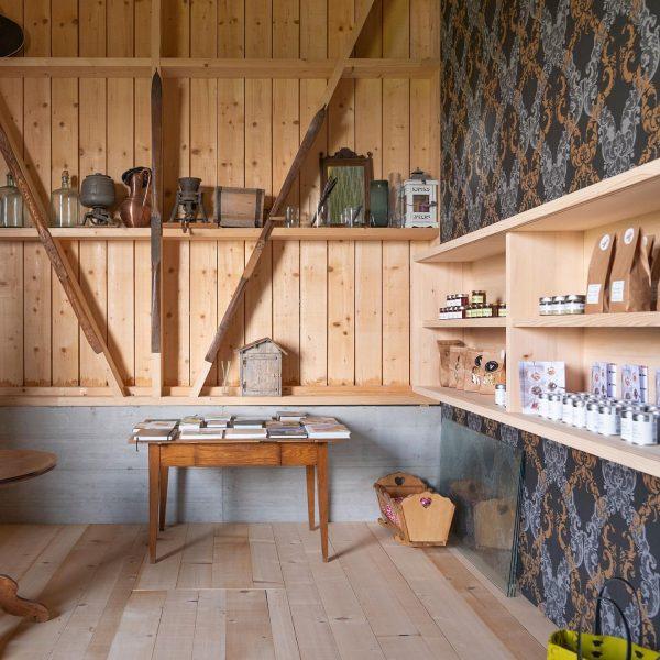 Vor 200 Jahren ein Stadel – heute gibts hier regionale Köstlichkeiten und Hausgemachtes ...