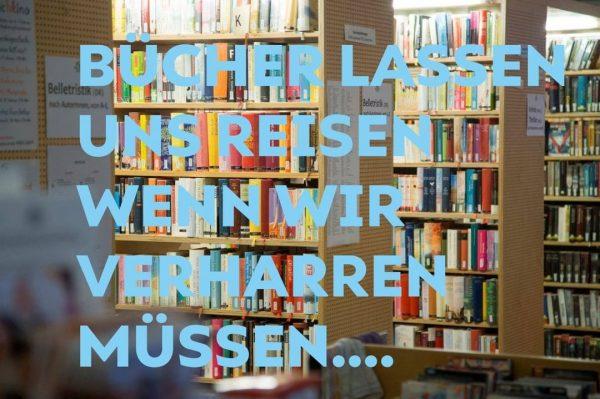 Das Team der Bibliothek Götzis bietet euch seit Beginn der Ausgangsbeschränkungen den Bücherlieferdienst ...