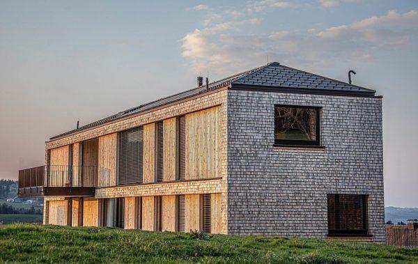 Architecture 😍 @dr_holzbauer #vorarlberg #holzbau Alberschwende