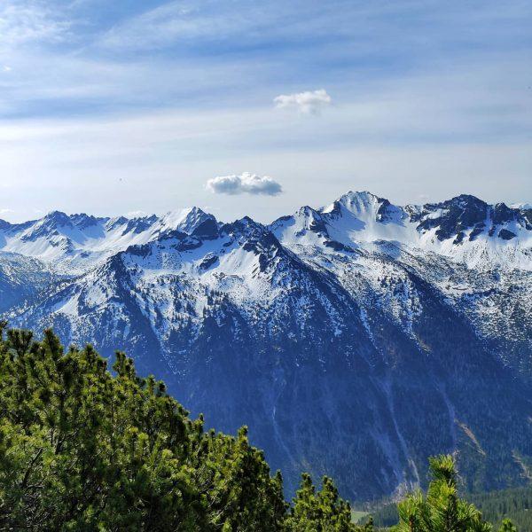 #kellaspitze #raggal #grosseswalsertal #vorarlberg #view #mountains #bergpic #oneplus #sky #wanderlust #hike #bergsteigen #austria ...