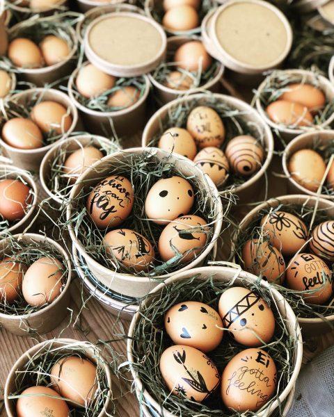 Wir wünschen euch einen feinen Ostersonntag 🐰💓🥚🌸☀️ Danke für euren Support in den ...