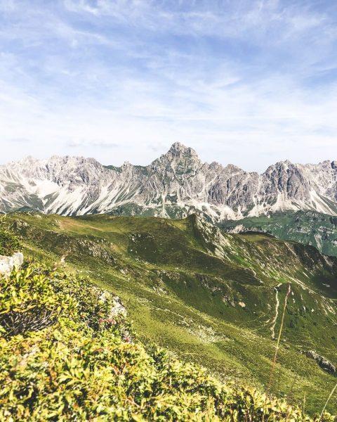 VORFREUDE ... auf den Bergsommer. ❤️ Derzeit heißt für viele von uns noch ...