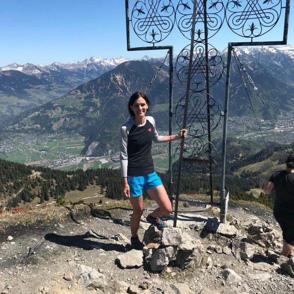 #mondspitze #trailrunning #mountainrunning #happyday #instarunners #letthemountainsummerbegin #brandnertal #vorarlberg Mondspitze