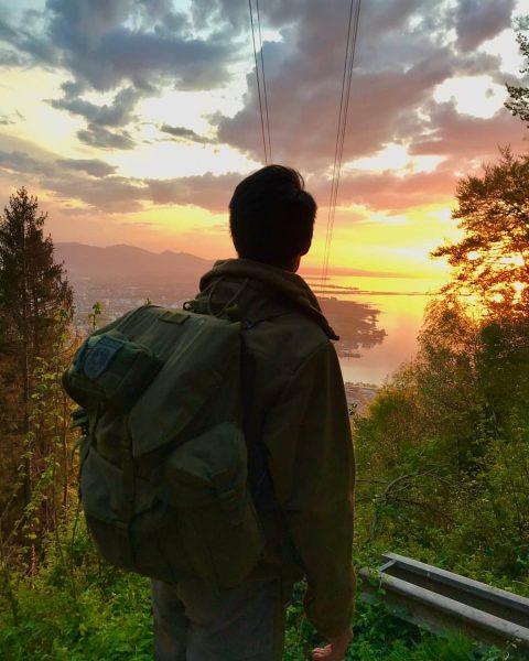 #pfänder #bregenz #landeshauptstadt #wandern #wanderlust #visitbregenz #sonnenuntergang #bodensee #dreiländereck Pfänder