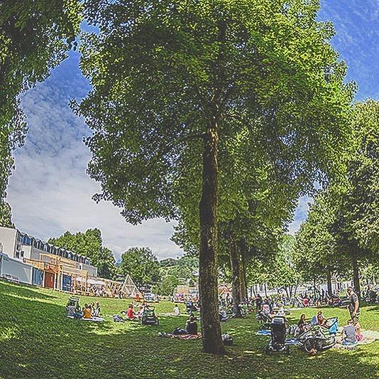 Liebe Poolbar-Fans, seit Freitag, 17. April ist es sicher: Das Poolbar-Festival kann diesen ...