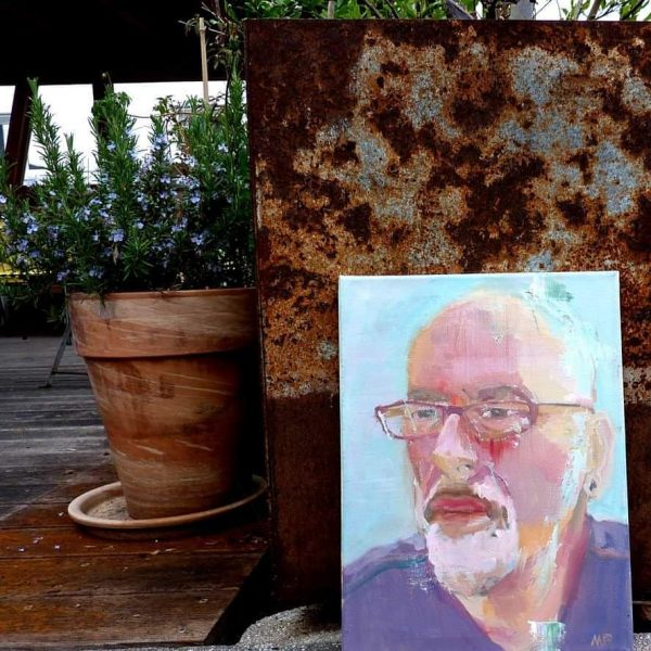 Mein Projekt KÖPFE Sende mir dein Foto zu . . . . #portraitpainting ...