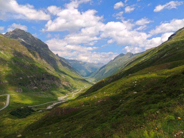 Green meadows, blue sky ⛰️ . . . #europa #europe #европа #österreich #austria ...