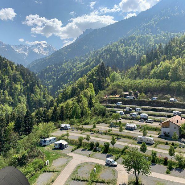 #Freiheit #Natur #camping #Österreich #erlebealpencamping #erlebehimmelchalet #erlebealpenresort Alpencamping Nenzing