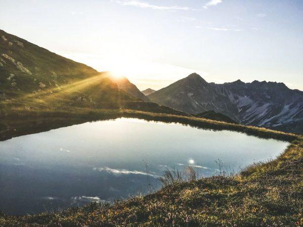 VORFREUDE ... auf magische Momente am Berg. 🌄 Auch wenn man dafür sehr ...