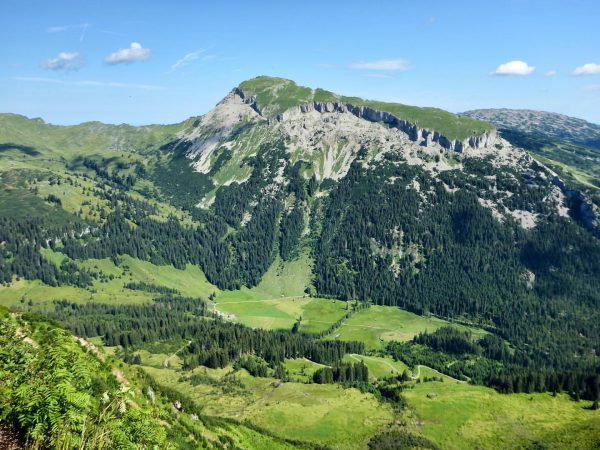 #österreich #austria #kleinwalsertal #hoherifen #trekking #hiking #climbing #bergliebe #thealps #alpen #beautifulnature #latergram #bluesky
