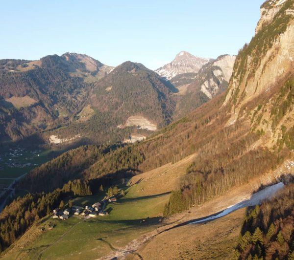 Vorsäß Wirmboden unter der Kanisfluh #nofilter #bregenzerwald #visitvorarlberg #visitbregenzerwald #mellau #vorarlberg #Frühling #kanisfluh ...