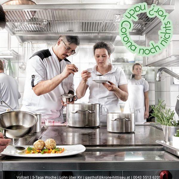 Wir suchen zur Verstärkung unseres Küchenteams genau Dich! . Du bist Koch/Köchin aus ...