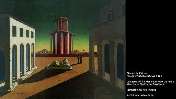 KUB Sonic Views 3: Giorgio de Chirico
