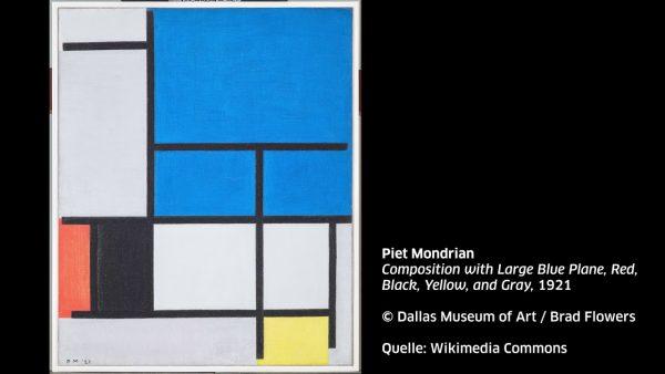 KUB Sonic Views 6: Piet Mondrian
