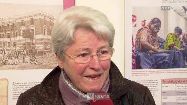 Ausstellungseröffnung Geschichte der Lodenfabrik Schruns 2018