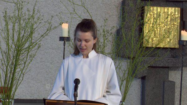 Pfarrgemeinde Rankweil - Kreuzwegandacht zum Karfreitag aus der St.-Josefs-Kirche - 10. April 2020