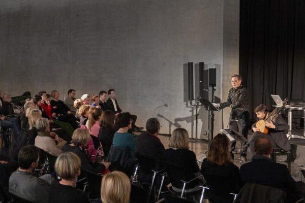 """Opernatelier – """"Einblick 6"""" - Wenige Monate vor der Uraufführung bei den Bregenzer ..."""