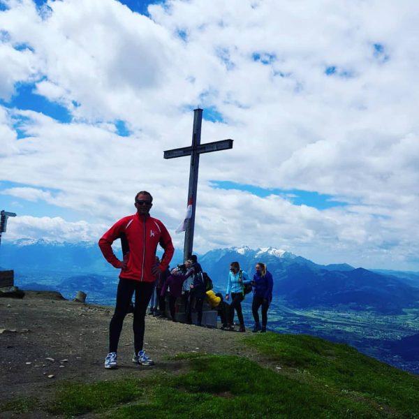 Wandern Hohe Kugel #hohenems #hohekugel #hohekugel1640m #götzis #millrütte #ebnit #fraxern #bergwandern #berge #gipfelstürmer ...