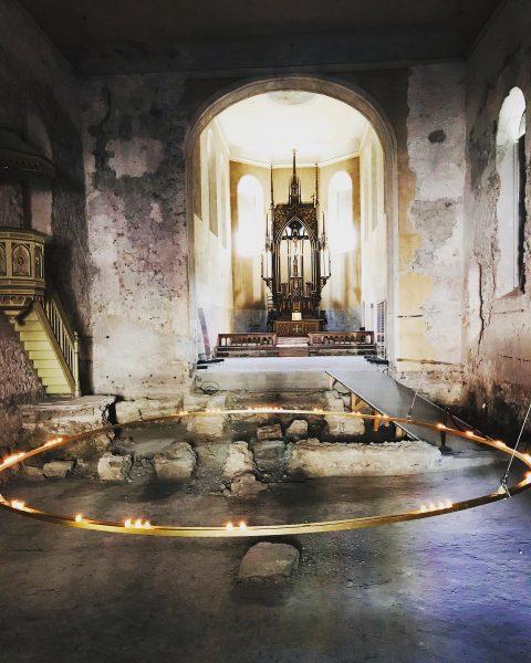 Seit einigen Tagen hat die Johanniterkirche in Feldkirch seine Türen wieder geöffnet. Ein ...