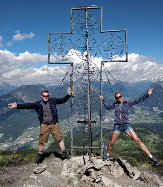 🌼 1967m, oberhalb von Bürserberg/Tschengla... 🙌🏼 Hier kann man vom Bodensee bis nach ...