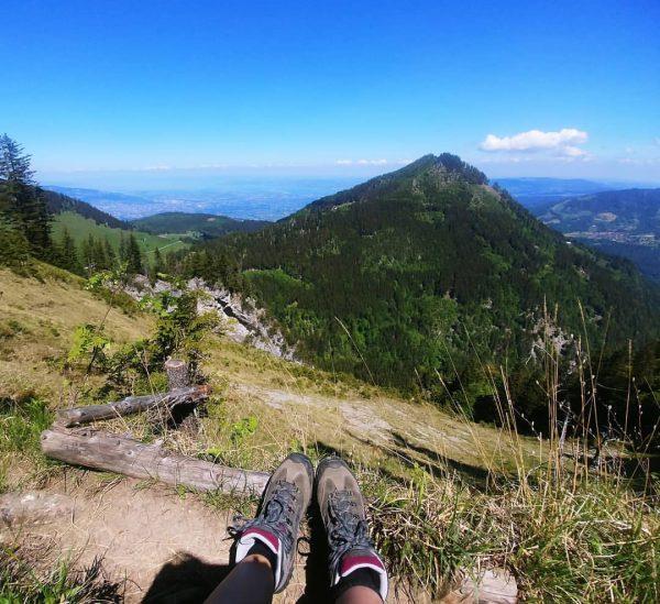Bike&hike zum Bocksberg #bikeandhike #bocksberg #staufen #dornbirn #bodensee #vorarlberg #visitvorarlberg #myvorarlberg #austria #wandern ...