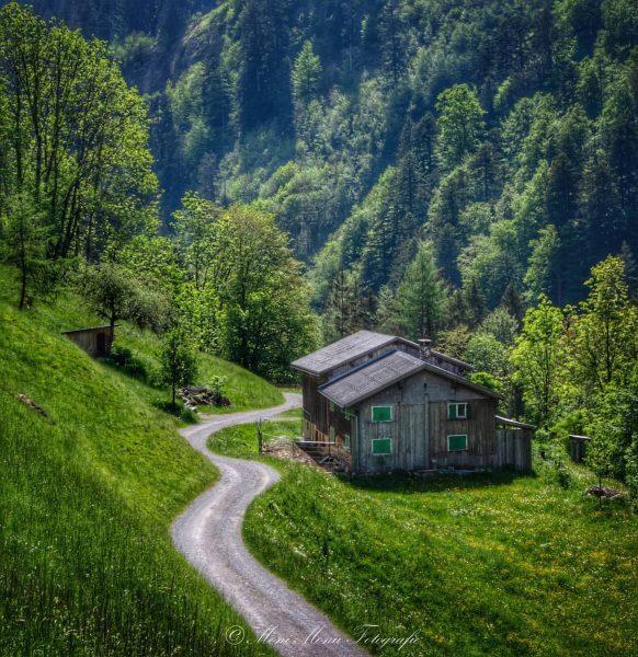 Wenn der Weg schön ist, lass uns nicht fragen, wohin er führt... Anatole ...