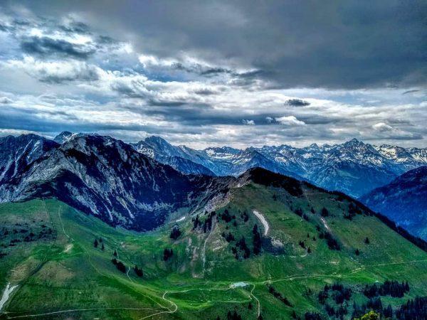 Finally #Oberjoch in #summer 🏞️💝 . . . . . . . . ...