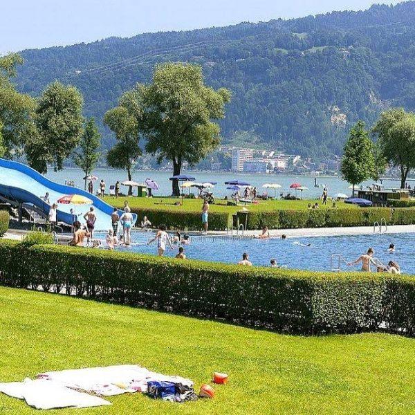 Heute ist es soweit! Strandbad und Mili starten in die lang ersehnte Badesaison. 🌞⛱ Es gelten allerdings...