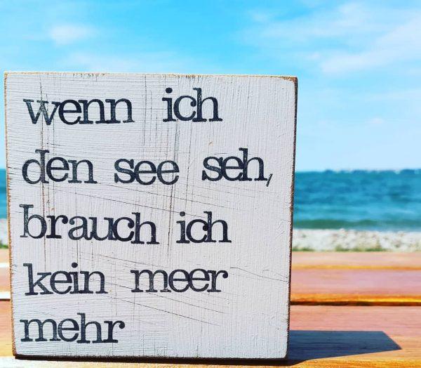 Strandbad und Mili sind geöffnet, die Sonne scheint, ich wünsche euch ein schönes ...