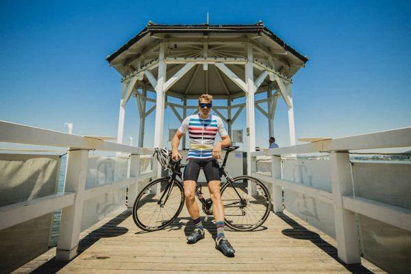 DNA of Bregenz #fischersteg . . #roadbike #cycling #sun Bregenz