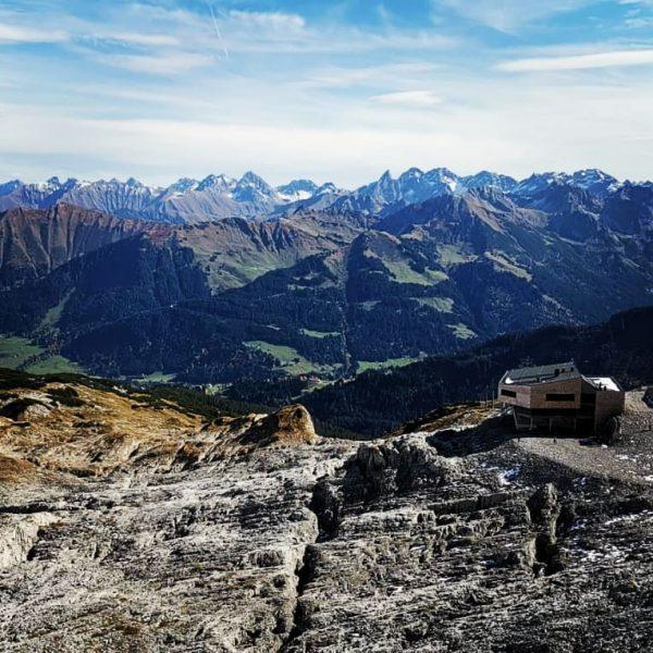 #lieblingsbild #picoftheday #pictureoftheday #hoherifen #ifenhütte #österreich🇦🇹 #allgäueralpen #kleinwalsertal #gottesackerplateau #berge #mountains #hiking #bergliebe ...