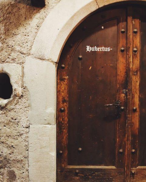 Schon einmal unsere Hubertusstube besucht? Benannt wurde die Stube nach dem Schutzpatron der ...