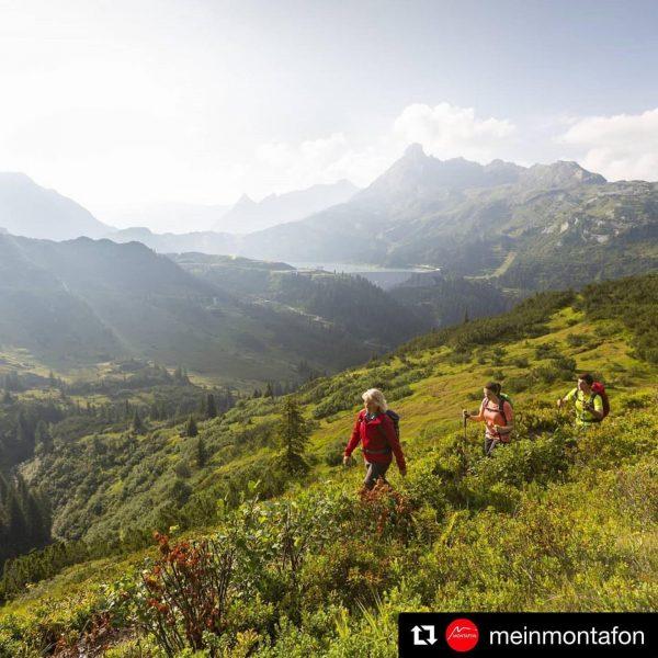 🚵🏻☀️🧗🏼 ⛰ ❤️ Das Berge Plus Montafon Programm startet wieder am 30.5.2020 ... ...