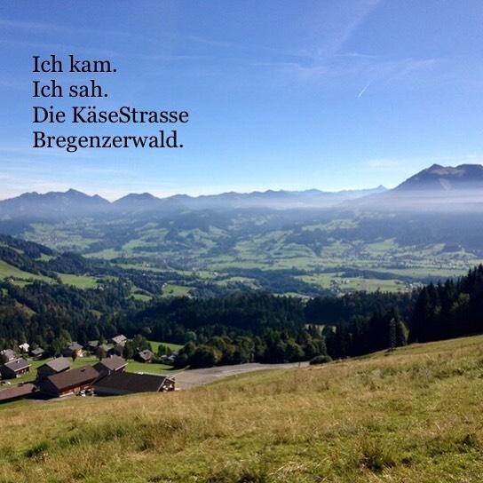 """Die Erlebniswelt der KäseStrasse Bregenzerwald steht für weit mehr als """"nur"""" Käseproduktion: Gelebte Regionalität und qualitativ hochwertige..."""