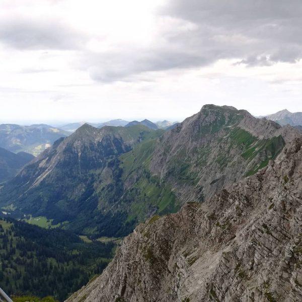 Kleinwalsertal 2019 #Urlaub #Berge #wandern #kleinwalsertal #travel #travelling #lake #lakeview #corona #obersdorf
