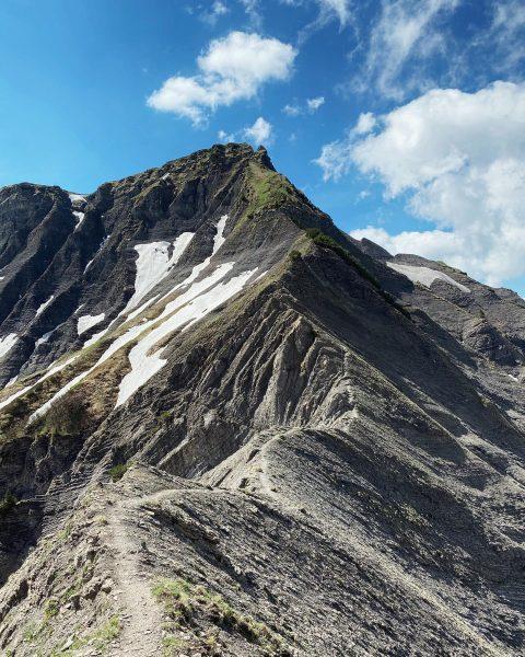 #binnelgrat #hoherfreschen #damüls #schwarzenberg #24k #hiking #wandern #bregenzerwald #bergfinkontour Hoher Freschen