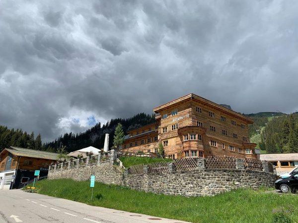 😘... #kleinwalsertal #austria🇦🇹 #auenhütte ... [advertising unpaid] Hirschegg, Vorarlberg, Austria