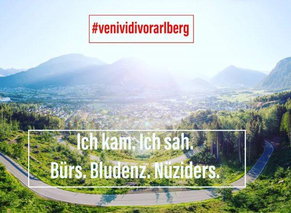 #venividivorarlberg #bürs #bludenz #nüziders #bürserberg #brandnertal #brandnertaltourismus #ländle #vorarlberg #vorarlbergwandern #vorarlbergtourismus #austriatravel #montafontourismus ...