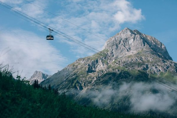 ✅ ALL summer cable cars in Lech Zürs am Arlberg and Warth will ...
