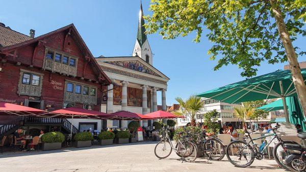 Virtuelle Stadttour durch Dornbirn 🏛🛍🍦⬇️. . ➡️ Schaut in unserer Story vorbei und ...