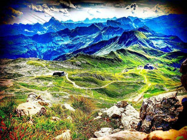 #allgäu #mountains #berge #hiking #austria #nature #alpen #wandern #alps #tirol #kleinwalsertal #allgäueralpen #wanderlust #visitallgäu #österreich #tannheimertal #landscape...